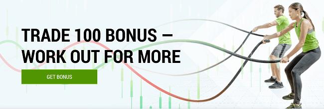 $100 No Deposit Bonus - FBS
